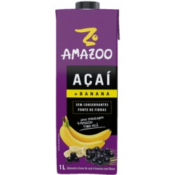 AMAZOO ACAI BANANA GLOBAL 1X12X1000ML