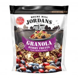GRANOLA BERRY FRUITS 4X400G JRD AB B